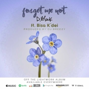D-Black - Forget Me Not ft. Bisa Kdei (Prod. By DJ Breezy)
